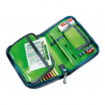 Пенал Deuter School Pencil Box, клетка